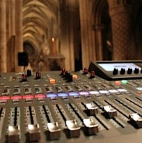 Behringer X32 mixing console